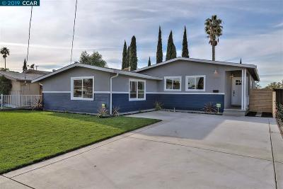Pittsburg Single Family Home Price Change: 3364 Betty Ln