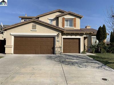 Stockton Single Family Home For Sale: 9606 Colonna Lane
