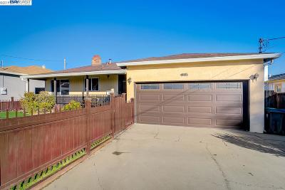 Castro Valley Single Family Home For Sale: 3246 Somerset Ave