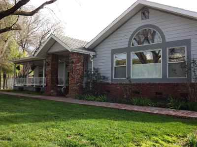 Tracy Single Family Home Price Change: 16866 Midway Rd