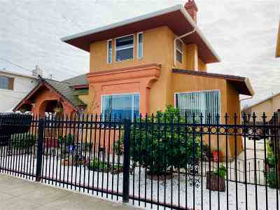 Richmond CA Single Family Home Back On Market: $559,900