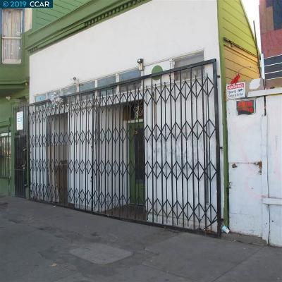 Oakland Commercial For Sale: 9631 International Blvd.
