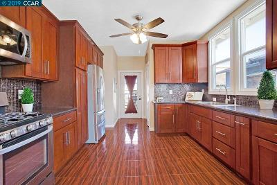 Richmond Single Family Home Pending Show For Backups: 1935 Grant Ave
