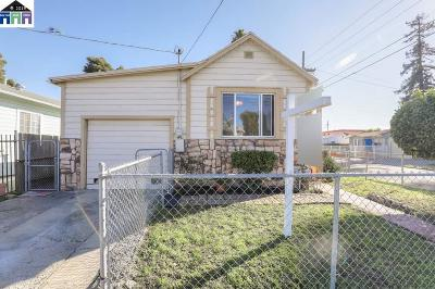 Oakland Single Family Home Pending: 1902 88th Ave