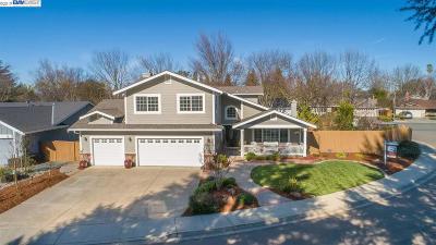 Pleasanton CA Single Family Home Pending Show For Backups: $1,698,880