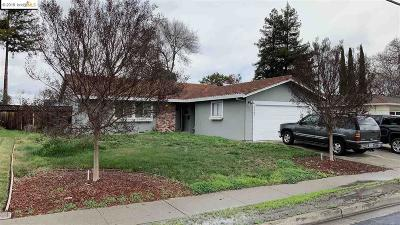 Concord Single Family Home Active-Reo: 1767 David Ave