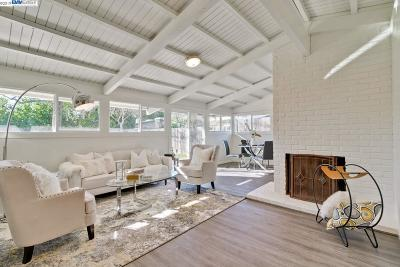 Concord Single Family Home For Sale: 1712 Ravenwood Dr
