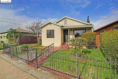 Oakland Single Family Home For Sale: 1717 100th Ave