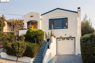 Oakland Single Family Home For Sale: 3334 69th Ave