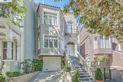San Francisco Multi Family Home For Sale: 246 Waller St
