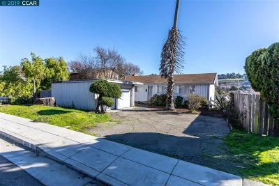 Richmond Single Family Home Back On Market: 2562 Moyers Rd