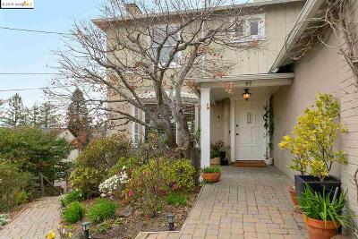 Berkeley Single Family Home For Sale: 55 Maryland Ave