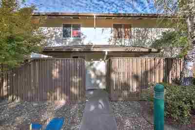 Santa Cruz Condo/Townhouse For Sale: 135 Palo Verde Terrace