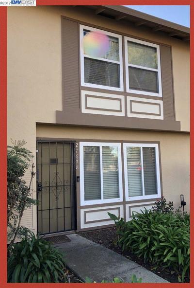 Hayward Condo/Townhouse Price Change: 27678 Del Norte Ct