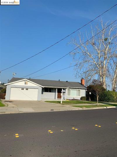 Antioch Single Family Home For Sale: 3625 Longview Rd