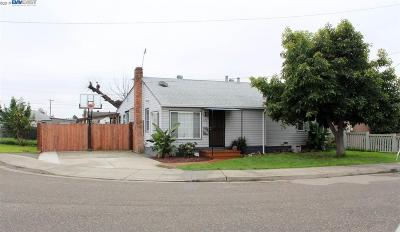 Hayward Single Family Home Pending Show For Backups: 871 Morrill St