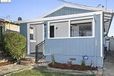 Oakland Single Family Home For Sale: 2458 65th Ave