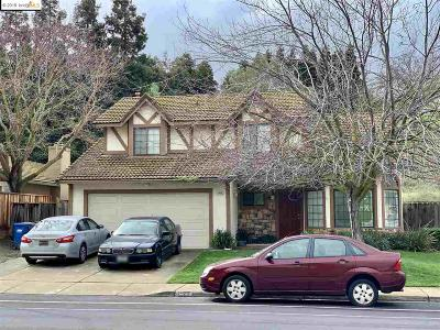Antioch Single Family Home For Sale: 4320 Via Dora Dr