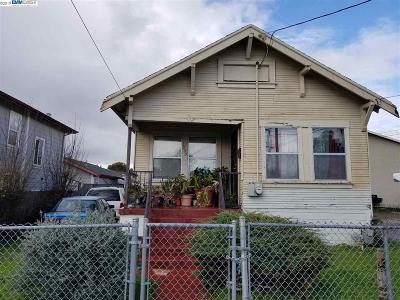 Oakland Single Family Home For Sale: 1293 83rd Ave