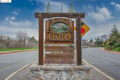 Clayton Single Family Home For Sale: 5611 Ohman Pl