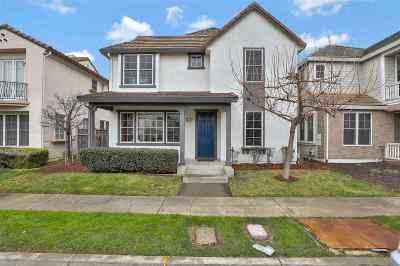Alameda Single Family Home Pending Show For Backups: 2118 Chipman St