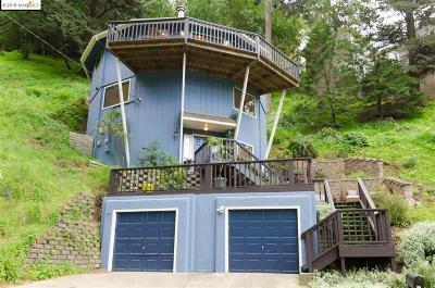Oakland Single Family Home Pending Show For Backups: 6966 Shepherd Canyon Rd