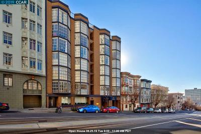 San Francisco Condo/Townhouse For Sale: 1255 California St #204