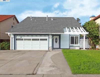 San Leandro Single Family Home For Sale: 442 Cape Cod Dr
