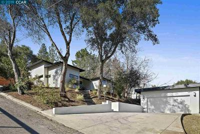 Orinda Single Family Home For Sale: 14 Jewel Ct