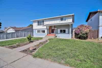 Fremont Single Family Home Price Change: 4287 Ogden Dr