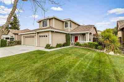 Tracy Single Family Home For Sale: 1562 Marine Ct