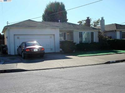Hayward Single Family Home For Sale: 331 Ambrose Ct