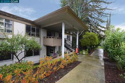 Walnut Creek Rental For Rent: 1349 Ptarmigan Dr #7