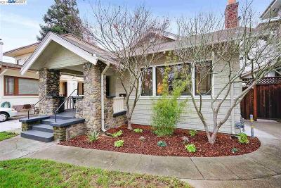 Alameda Single Family Home For Sale: 3258 Fairview Ave