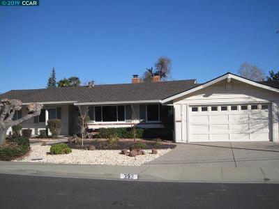 Walnut Creek Rental For Rent: 393 Warwick Dr
