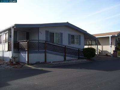 Contra Costa County Mobile Home For Sale: 308 Via Peralta