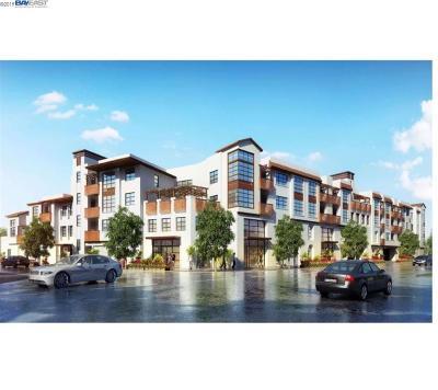 Santa Clara Condo/Townhouse For Sale: 1850 El Camino Real Unit 224 #224