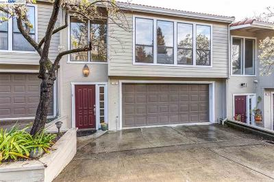 Pleasant Hill Condo/Townhouse For Sale: 12 Heritage Oaks Rd