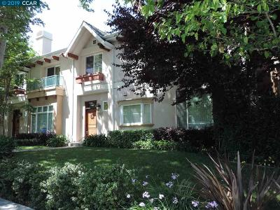 Walnut Creek Condo/Townhouse For Sale: 1539 Geary Rd.