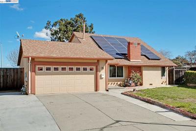 Fremont, Newark, Union City Single Family Home For Sale: 38936 Bluegrass Ct