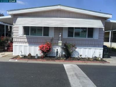 Concord Mobile Home For Sale: 2300 Dalis Dr