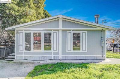 Oakland Single Family Home For Auction: 1904 11th Ave