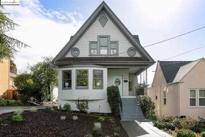 Oakland Single Family Home For Sale: 3906 39th Avenue
