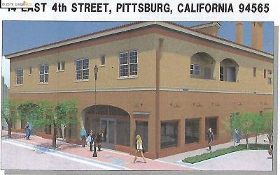 Contra Costa County Commercial For Sale: 14 E 4th Street