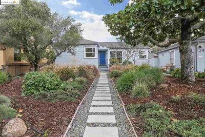 Single Family Home Sold: 126 Pomona Avenue