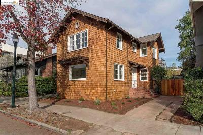 Berkeley Single Family Home For Sale: 2957 Benvenue Avenue