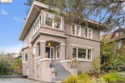 Berkeley Single Family Home For Sale: 2917 Ashby Avenue