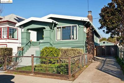 Berkeley Single Family Home For Sale: 2117 Eighth