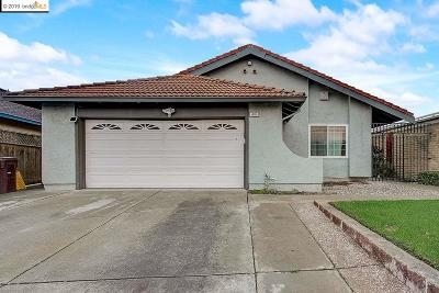 San Leandro Single Family Home Pending Show For Backups: 14701 Oleander St