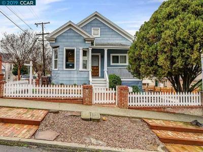 Crockett Single Family Home For Sale: 1434 Lillian St